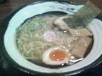 「塩ラーメン」@麺や Afuuの写真