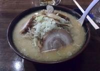 「味噌チャーシューメン(並)」@ごはん処 食堂ミサ あらい道の駅店の写真