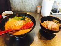 「四川」@担担麺専門 たんさゐぼうの写真