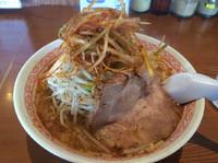 「味噌ふじ麺  クーポンで600円」@常勝軒 伊勢崎店の写真