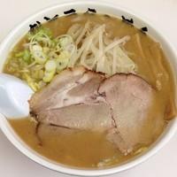 「醤油野菜らーめん」@かとうらーめん 月寒店の写真