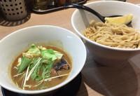 「GAGANAつけ麺」@GaGana RAMENの写真