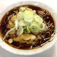 「天ぷら(¥390)」@ひのでそばの写真