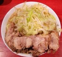 「小ラーメン豚入り:800円」@ラーメン二郎 会津若松駅前店の写真