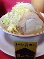 「ラーメン650円」@ラーメン二郎 大宮店の写真