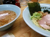「つけ麺¥650」@ラーメンショップ なまず峠店の写真