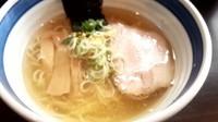 「白醤油本枯れ鰹・昆布そは(750円)」@九段 斑鳩の写真