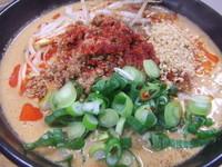 「【限定】担々麺(汁あり) 小 750円」@自家製麺 てんかの写真
