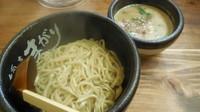 「つけめん(中)」@らあ麺×つけ麺専門店 まがりの写真