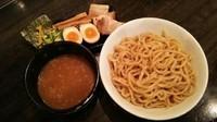 「超濃厚魚介とんこつつけ麺スペシャル(大盛)(あつもり)」@らーめん春樹 新大塚店の写真
