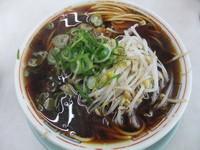 「中華そば(小)(550円)」@新福菜館 本店の写真