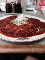 「ヂャージャー麺 大盛」@南京亭の写真