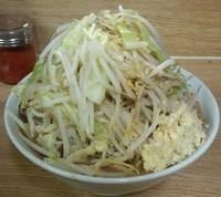 「ラーメン豚入り:820円」@ラーメン二郎 栃木街道店の写真