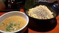 「【期間限定】担々つけ麺(大)」@小杉らぁめん 夢番地の写真