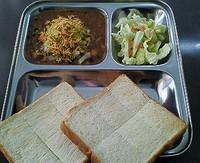 「ミサルパウ 500円」@インド家庭料理 レカの写真