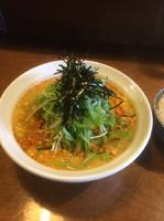 「カレー担々麺900円」@麺や 天鳳 中野坂上店の写真