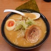 「みそらーめん(550円)」@小林屋 厚木妻田店の写真
