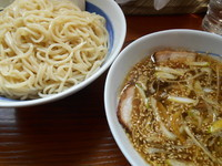 「カレーつけ麺 3玉」@丸木屋の写真