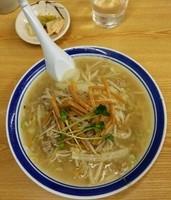 「味噌ラーメン:850円」@味の三平の写真