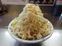 「ラーメン 680円 野菜マシ ニンニク 脂」@らーめん大 蒲田店の写真