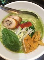 「翡翠架哩麺」@麺餐 一凜の写真