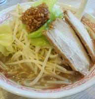「ふじ麺 コッテリ クーポン600円」@景勝軒 前橋関根町店の写真