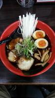 「富山ブラックスペシャル」@麺家いろは 海老名ビナウォーク店の写真