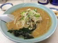 「味噌ラーメン+他/¥750+750」@芳蘭の写真