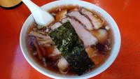 「チャーシュー麺 (750円)」@幸楽の写真