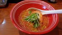 「THE 海老そば  大盛り(750円+0円)」@麺屋 なか巌 国母店の写真