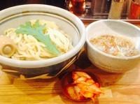 「塩つけ麺¥820」@本店 塩元帥の写真