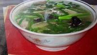 「韮溜湯麺 910円」@中華料理 栄福の写真
