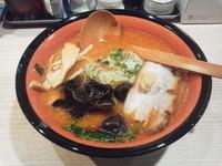 「辛みそ(830円)」@麺屋 華らくの写真