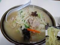 「タンメン大盛り固め750円」@拉麺工房 肥後もっこすの写真
