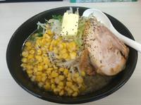 「碧の豚二郎まろやか鶏塩仕立て  クーポンで600円」@麺絆景勝軒 伊勢崎日乃出町店の写真