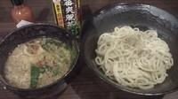 「5周年限定トマトつけ麺セニョリータ960円」@男のラーメン 麺屋わっしょいの写真
