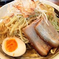 「つけ麺(300g)」@まんねん 梅田本店の写真