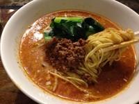 「担担麺 ¥650」@まる担 おがわの写真