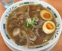 「肉そば(¥590)」@日高屋 町田中央店の写真