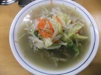 「太麺タンメン(650円)」@三ちゃん 西荻窪店の写真