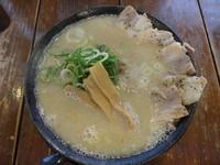 「特選スープの豚バラらーめん」@麺心 よし田の写真