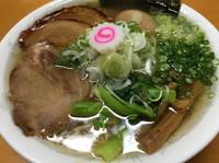 「超塩ラーメン950円」@麺屋 猪貴 -CHOKI-の写真