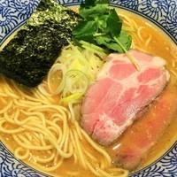 「カニ味噌ラーメン730円」@ラーメン燈郎の写真