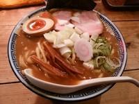 「限定 煮干し豚ソバ 大盛」@井田商店の写真