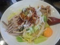 「まぜ麺大300g950円」@麺 GAKUの写真