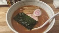 「らーめん 720円」@屋台 ちかみちらーめんの写真
