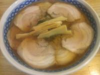 「大梅(煮豚らあめん+大盛り)」@富滋味の写真