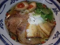 「しお特製(1,000円)」@麺屋 大輔の写真