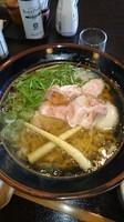 「味玉醤油らーめん  800円」@麺匠えにしの写真