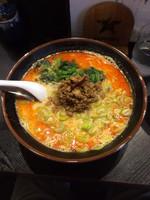 「担々麺840円」@らーめん屋 豪快の写真